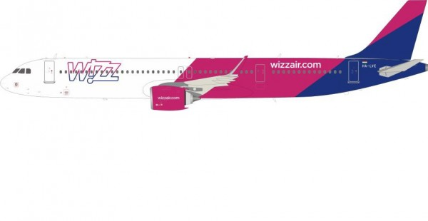 Airbus A321neo WIZZ Airlines