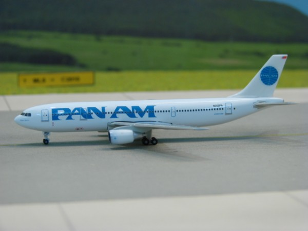 Airbus A300B4 Pan Am