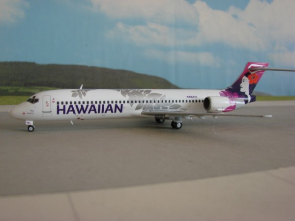 Boeing 717-200 Hawaiian Airlines