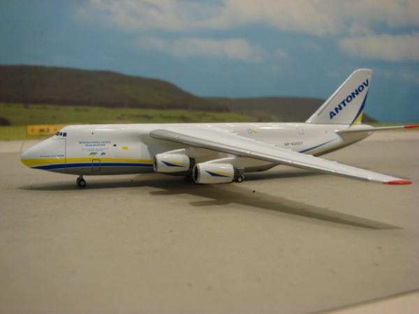Antonov AN-124 Antonov Airlines