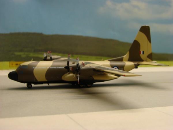 Lockheed C-130J Hercules Royal Air Force