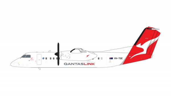 Bombardier Dash 8-300 Qantas Link