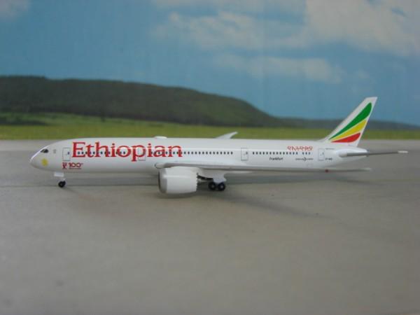 Boeing 787-9 Ethiopian Airlines