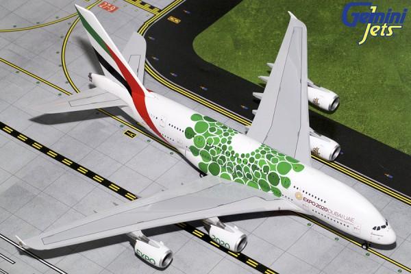 Airbus A380-800 Emirates