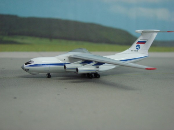 Ilyushin Il-76 224 Flight Unit Russia