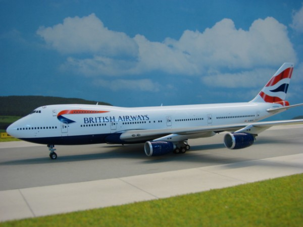Boeing 747-200 British Airways