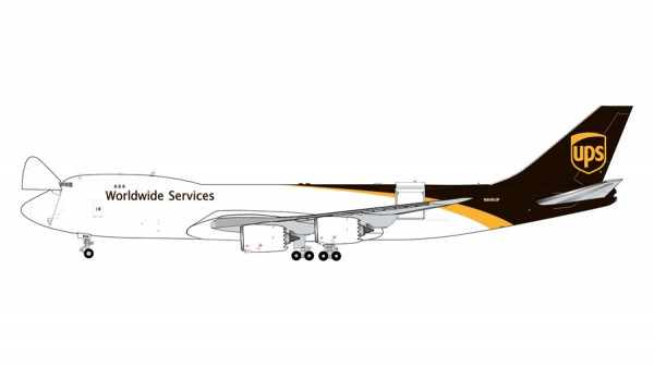 Boeing 747-8F UPS United Parcel Service