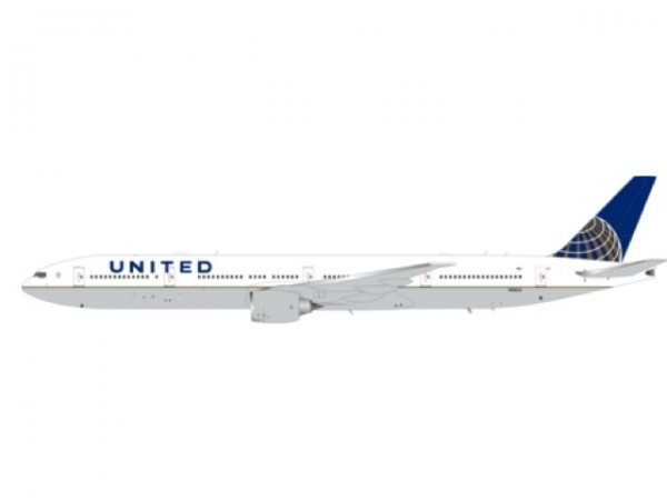 Boeing 777-300 United Airlines
