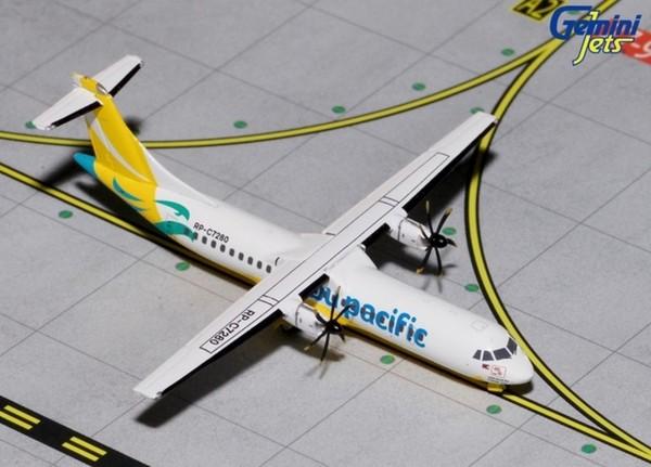 ATR-72-600 Cebu Pacific