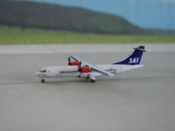 ATR-72-600 SAS Scandinavian Airlines