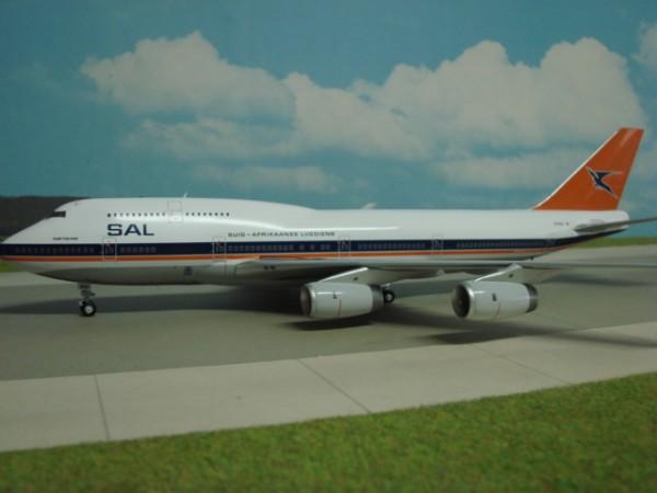 Boeing 747-400 South African Airways