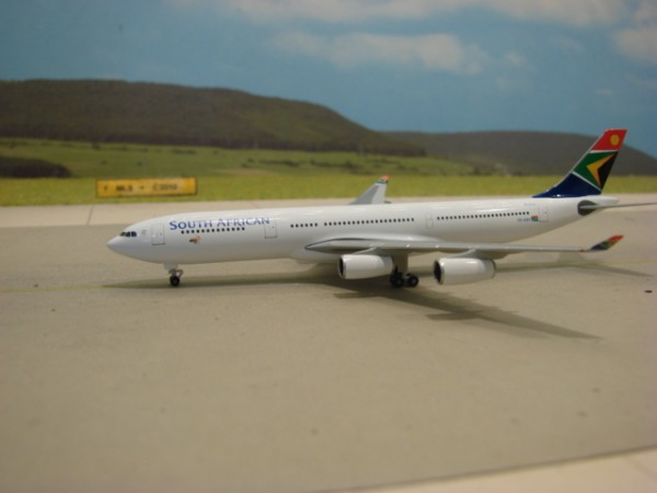 Airbus A340-300 South African Airways