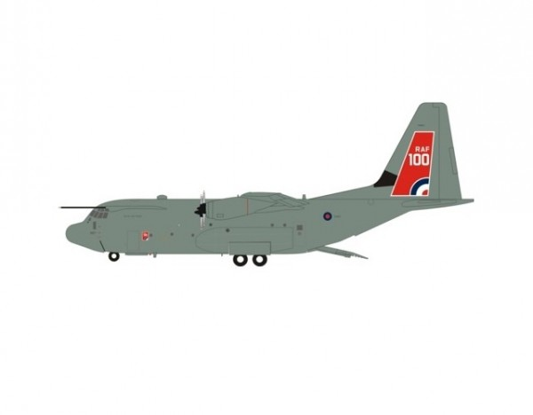 Lockheed C-130J Hercules Royal Air Force