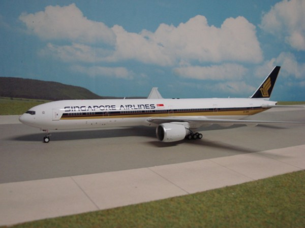 Boeing 777-300ER Singapore Airlines