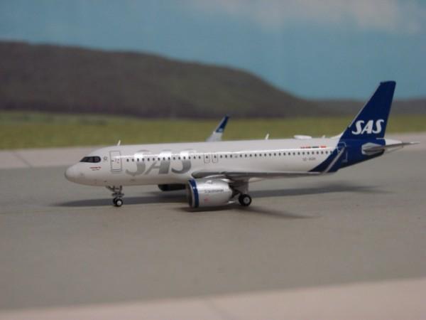 Airbus A320neo SAS Scandinavian Airlines