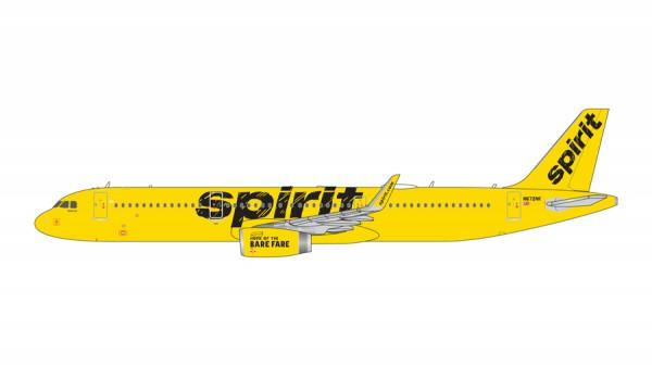 Airbus A321 Spirit Airlines
