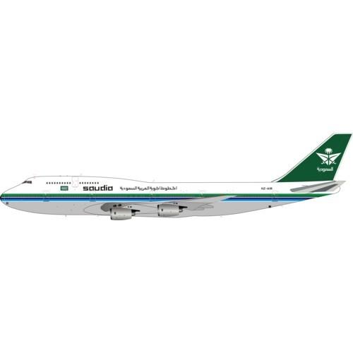 Boeing 747-300 Saudi Arabian Airlines