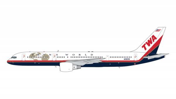 Boeing 757-200 TWA Trans World Airways