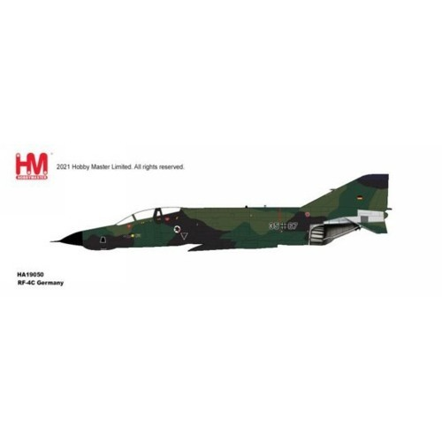 McDonnell Douglas EF-4E Luftwaffe