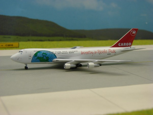 Boeing 747-200F NWA - Northwest Airlines Cargo