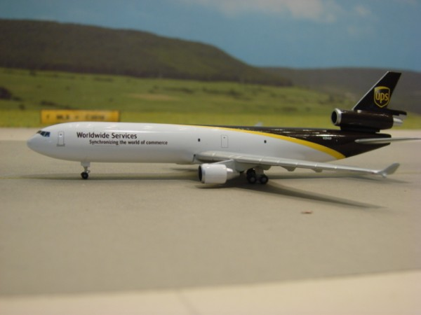 McDonnell Douglas MD-11F UPS - United Parcel Service