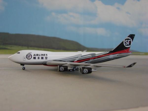Boeing 747-400ERF SF Airlines