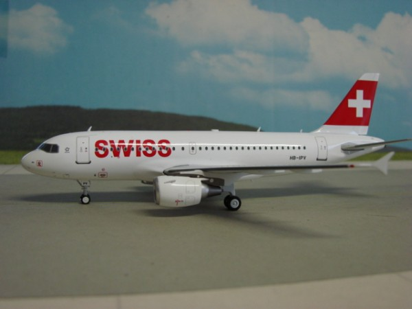 Airbus A319 Swiss International Airlines