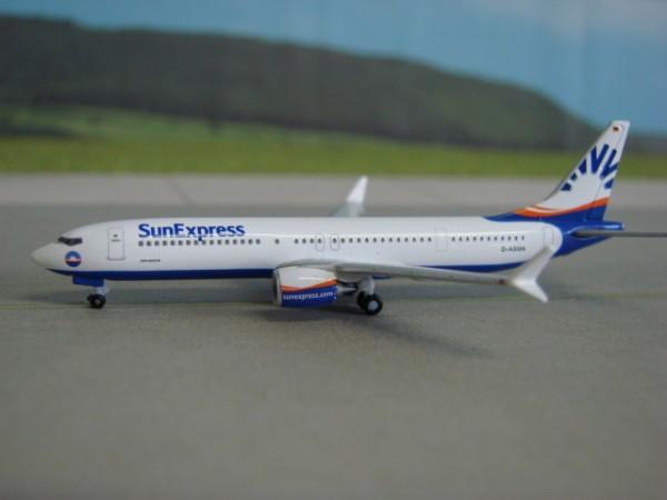 Boeing 737 Max 9 Sun Express