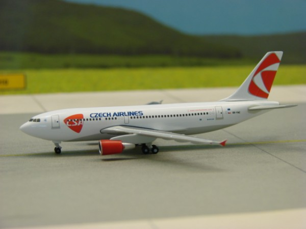 Airbus A310-300 CSA - Czech Airlines