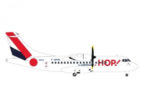 ATR 42-500 Hop! For Air France