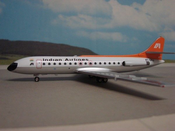 Sud Aviation SE-210 Caravelle III Indian Airlines