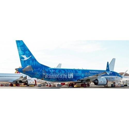 Boeing 737 MAX 8 Xiamen Airlines
