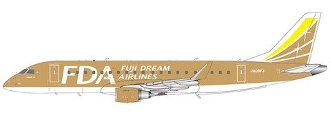 Embraer 170-200STD Fuji Dream Airlines
