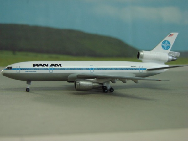 McDonnell-Douglas DC-10-30 Pan American World Airways