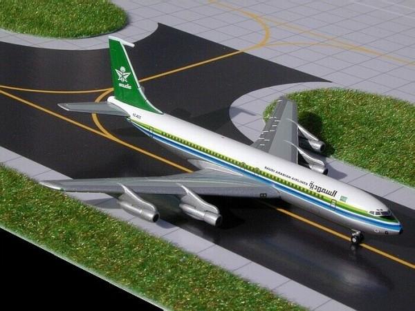Boeing 707 Saudi Arabian Airlines