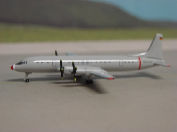 Ilyushin IL-18 Interflug