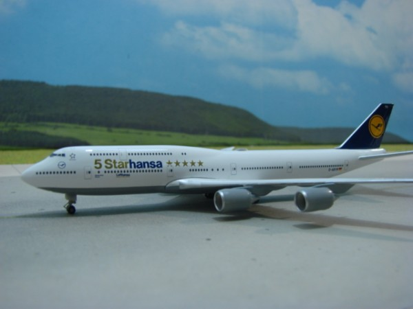 Boeing 747-8I Lufthansa