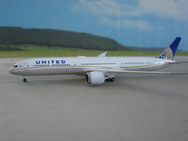 Boeing 787-10 United Airlines