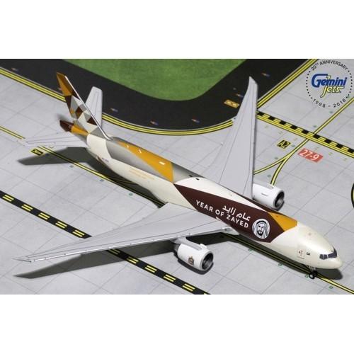 Boeing 777-200F Etihad Cargo