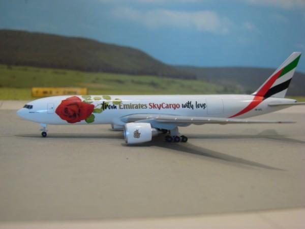 Boeing 777-200F Emirates Sky Cargo