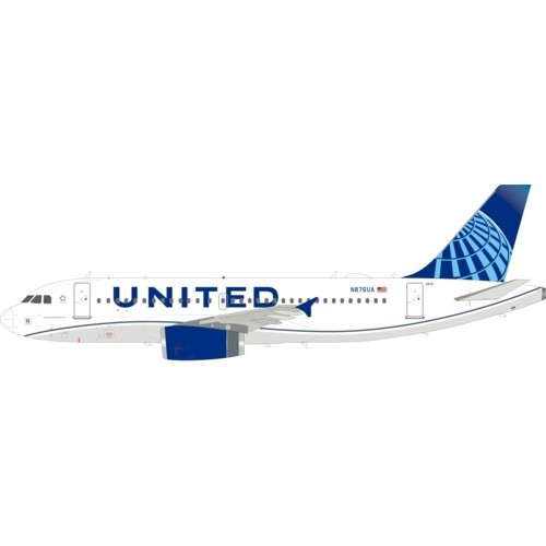 Airbus A319 United Airlines