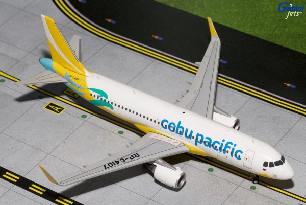 Airbus A320-200 Cebu Pacific
