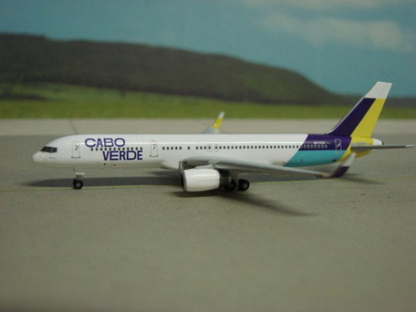 Boeing 757-200 Cabo Verde Airlines