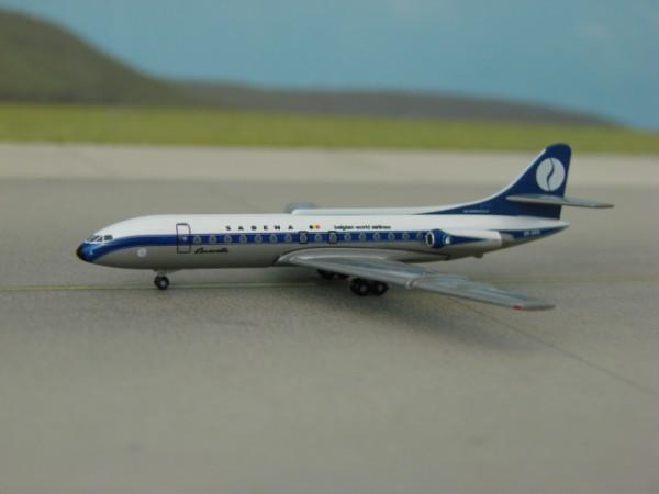 Sud Aviation SE-210 Caravelle III Sabena