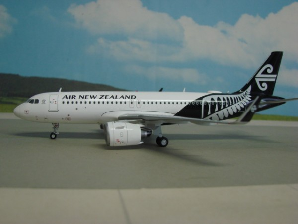 Airbus A320neo Air New Zealand