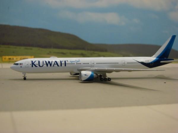 Boeing 777-300ER Kuwait Airways