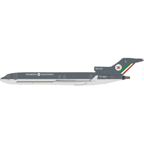 Boeing 727-200 Guardia Nacional - Mexico