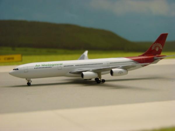 Airbus A340-300 Air Madagascar