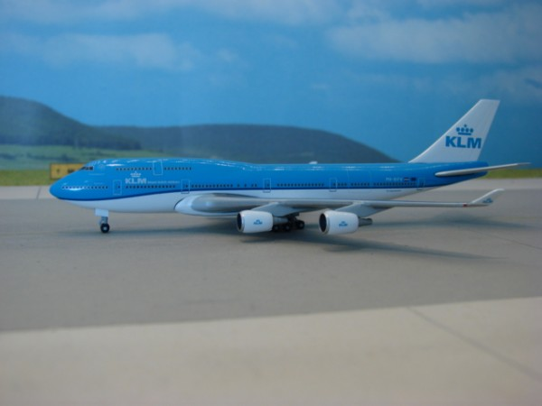 Boeing 747-400 KLM Royal Dutch Airlines