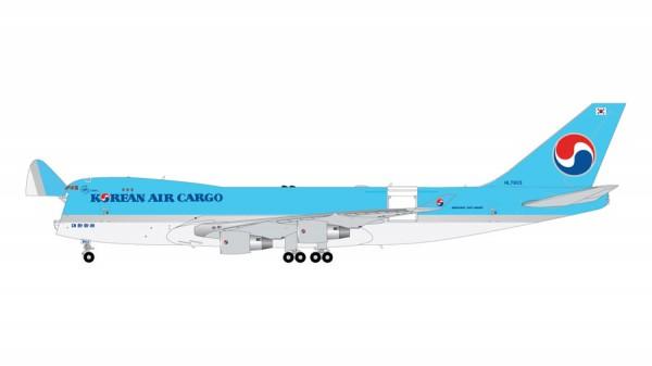 Boeing 747-400F Korean Air Cargo